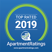 Apartment Ratings Award Top rated in 2019