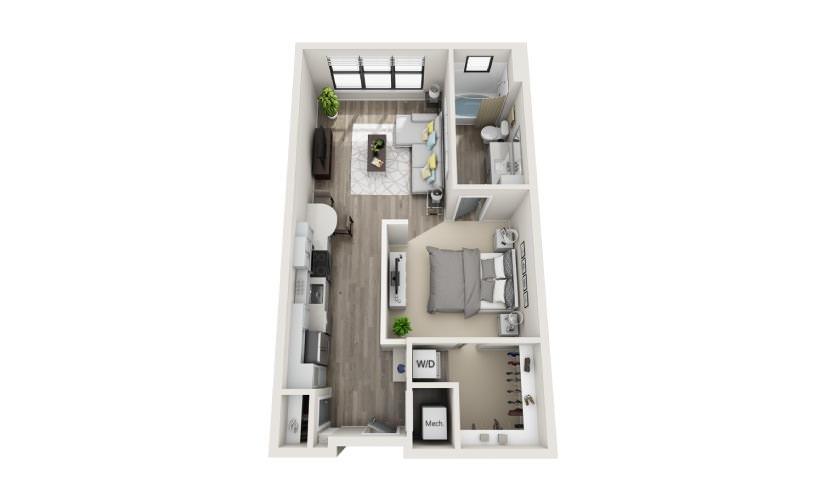 Mayfaire_Sinclair Floorplan